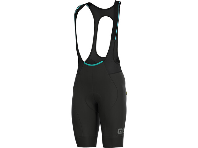 Alé Cycling Klimatik K-Coldback Bib Shorts Heren, black